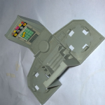 Vintage Star Wars Spare Parts - Rebel Transport  seat control panel section  Kenner 1981 @sold@